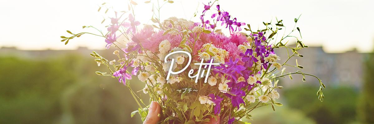 MiLLE MERCiS(ミルメルシー) プチハーバリウム『Petit』